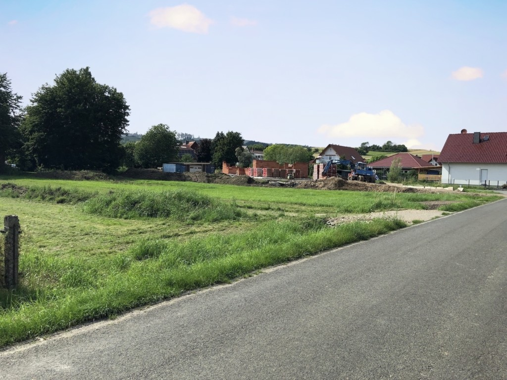 Eisdorf Baugebiet