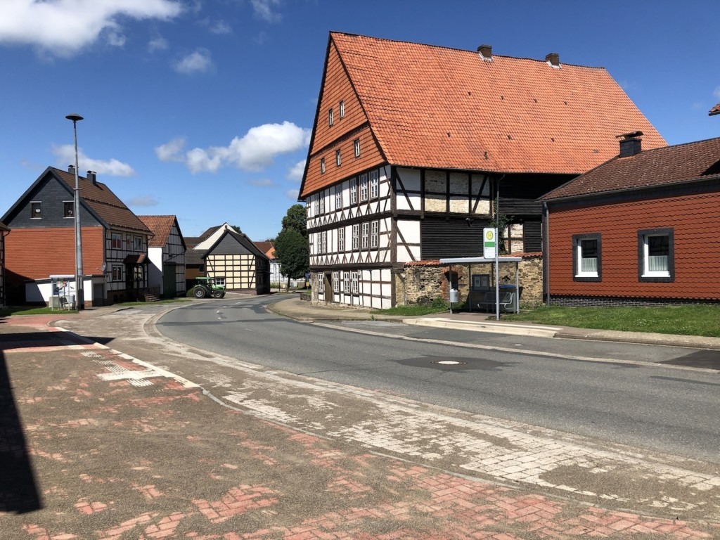 ÖPNV Haltestellen Windhausen