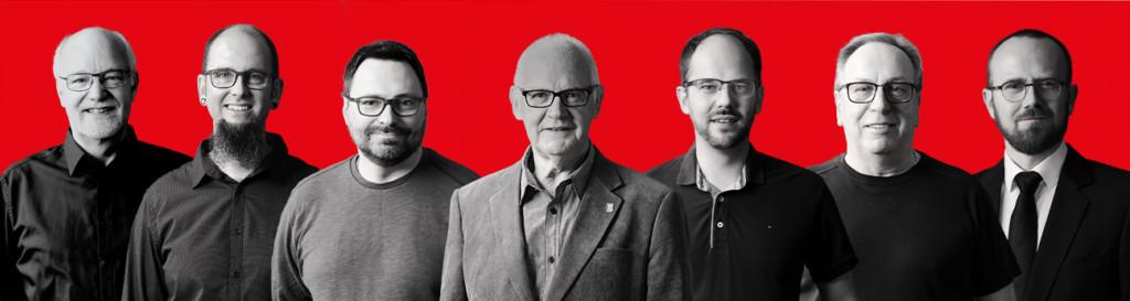Kandidaten für den Ortsrat Badenhausen
