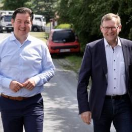 Marcel Riethig und Harald Dietzmann